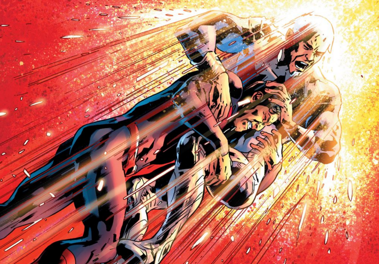Justice League of America #8 Review