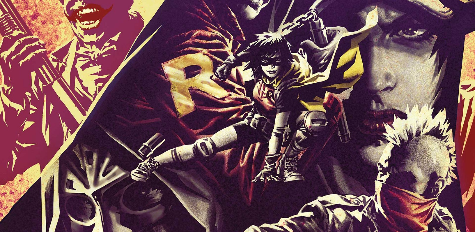We Are Robin #10 Review