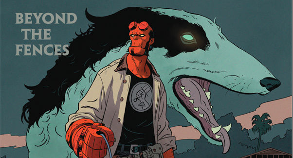 Hellboy and the B.P.R.D.: 1953 - Beyond the Fences #2 Review