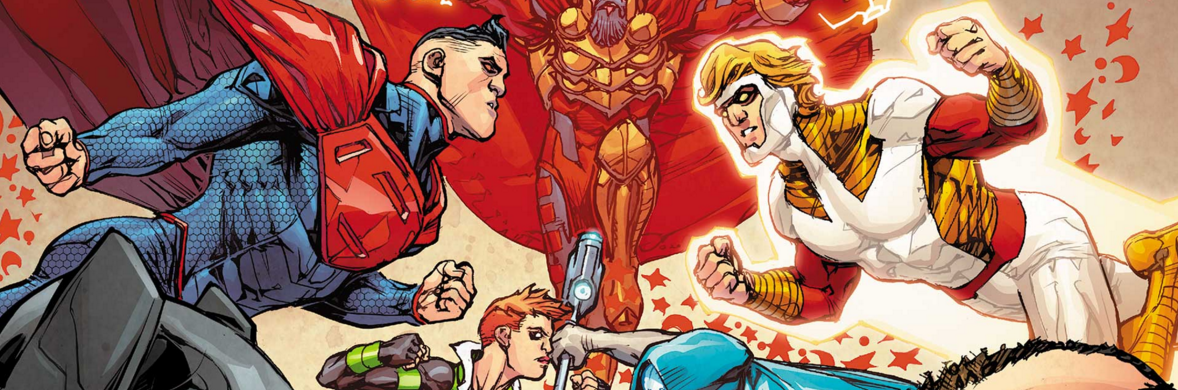 Is It Good? Justice League 3001 Vol. 1 Review