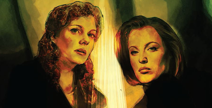 X-Files:  Deviations #1 Review