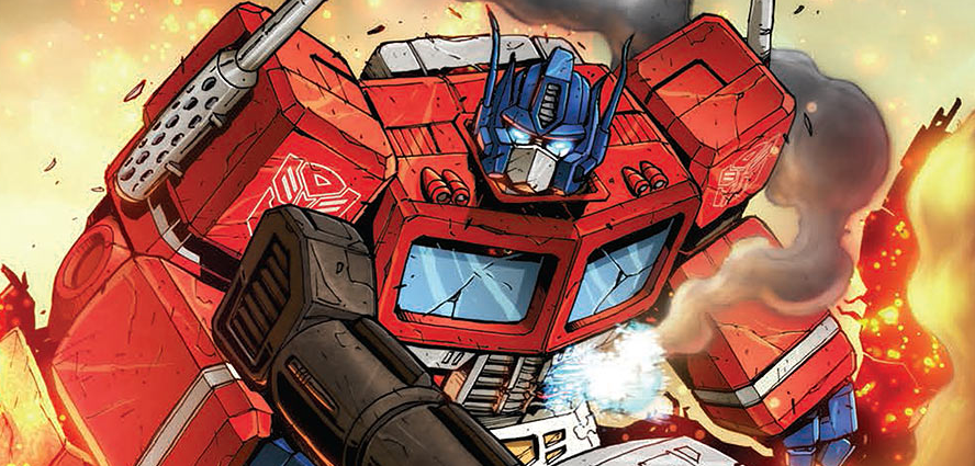 Transformers: Deviations #1 Review
