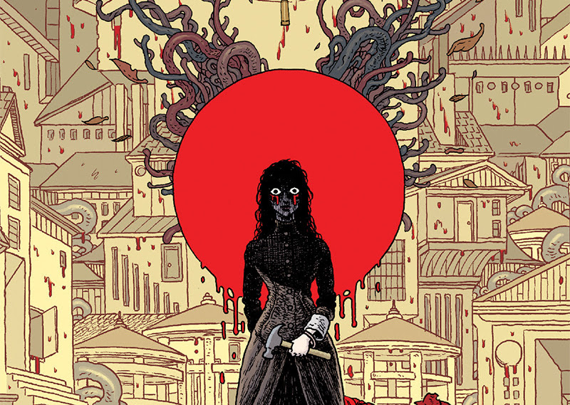 Dark Horse Preview: House of Penance #1