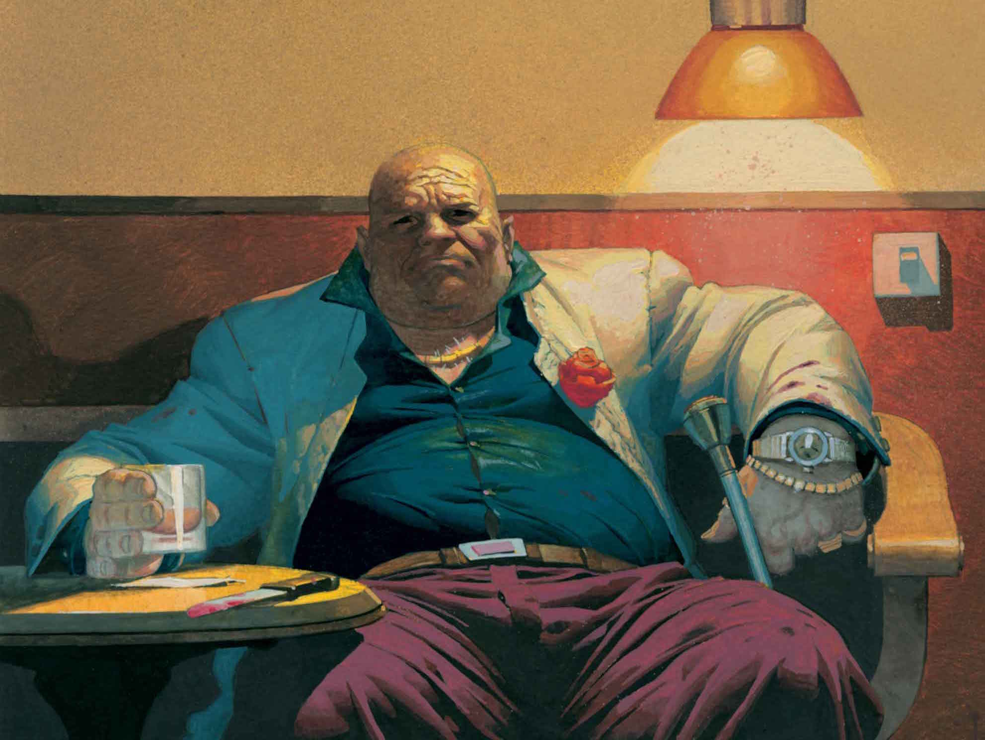 Marvel Preview: Civil War II: Kingpin #1