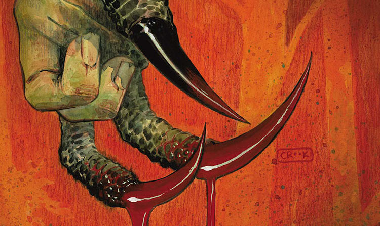 The Dark & Bloody #3 Review