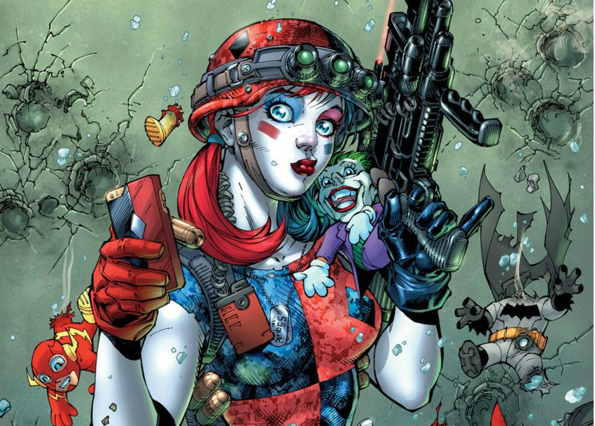 Harley Quinn and the Suicide Squad: April Fool's Special Review