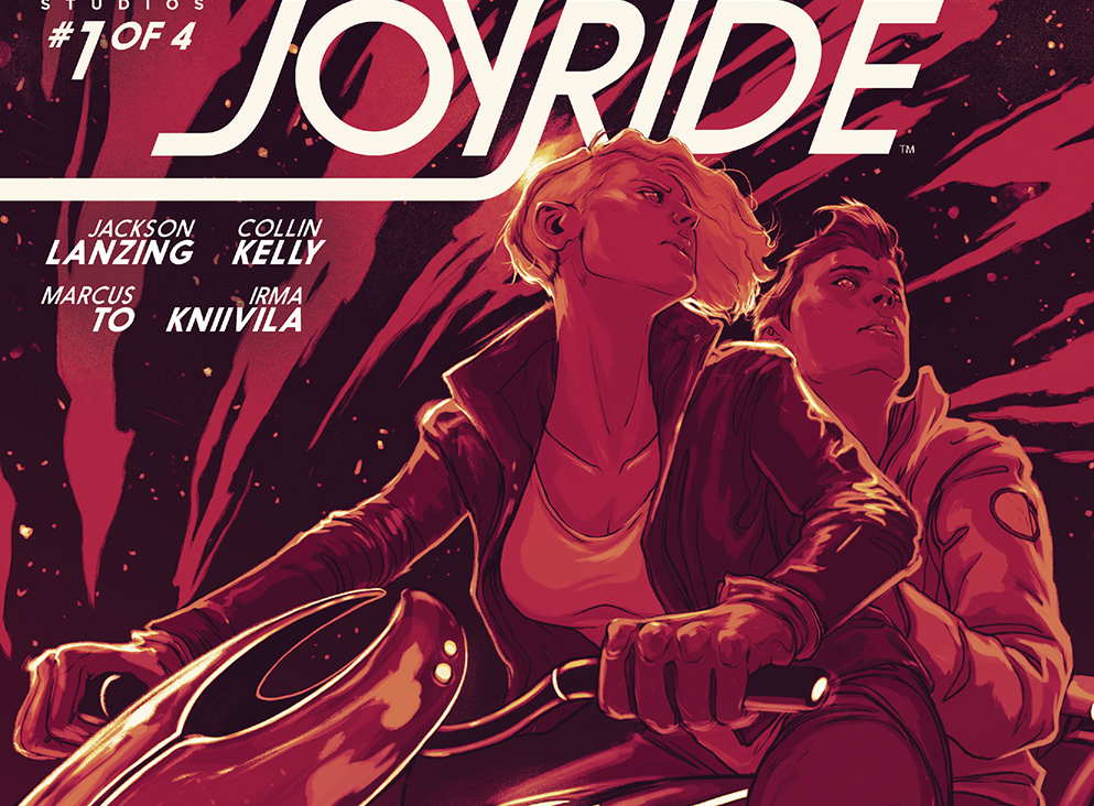 BOOM! Preview: Joyride #1