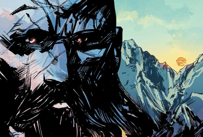 Interview: Brian Wood and Garry Brown Talk 'Black Road', Vikings and Fight Choreography