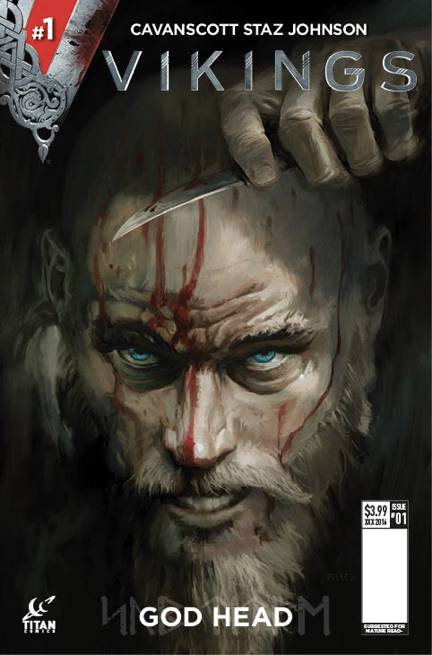 Vikings #1 Review