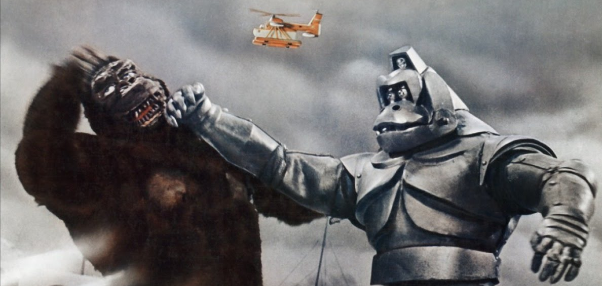 King Kong Escapes (1967) Review
