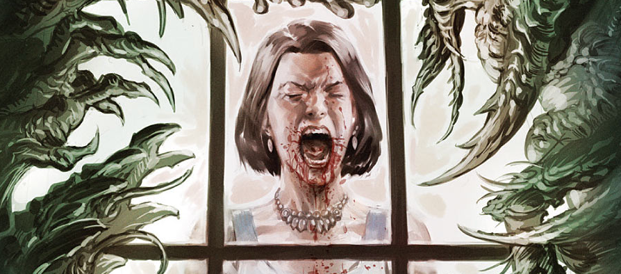 The Eighth Seal #5 Review