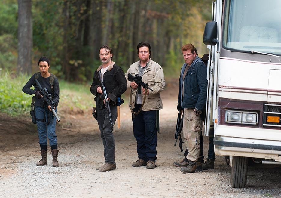 "The Walking Dead:  Season 6, Episode 16 ""Last Day on Earth"" Review"