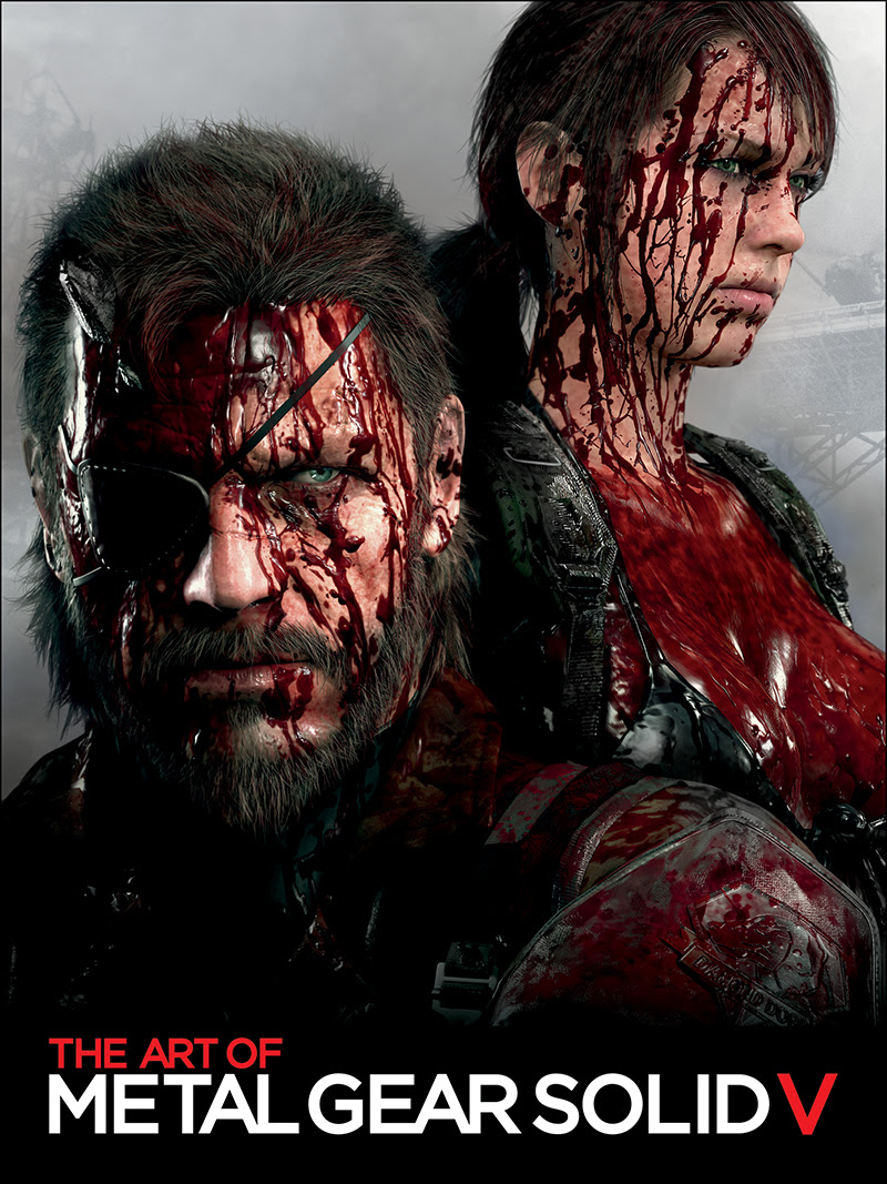 Dark Horse Preview: The Art of Metal Gear Solid V