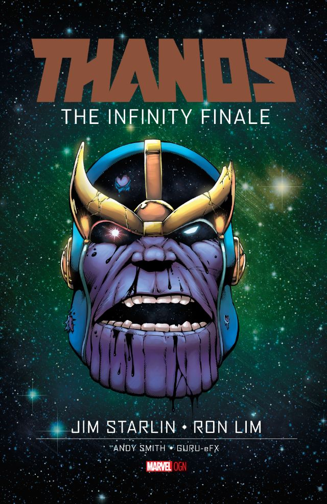 Thanos: The Infinity Finale OGN Review