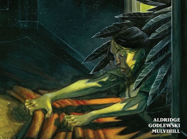 The Dark and Bloody #4 Review