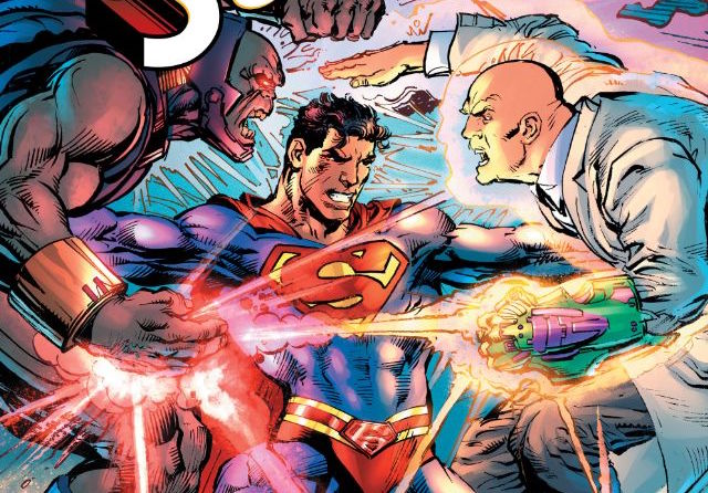 Superman: The Coming of the Supermen #5 Review