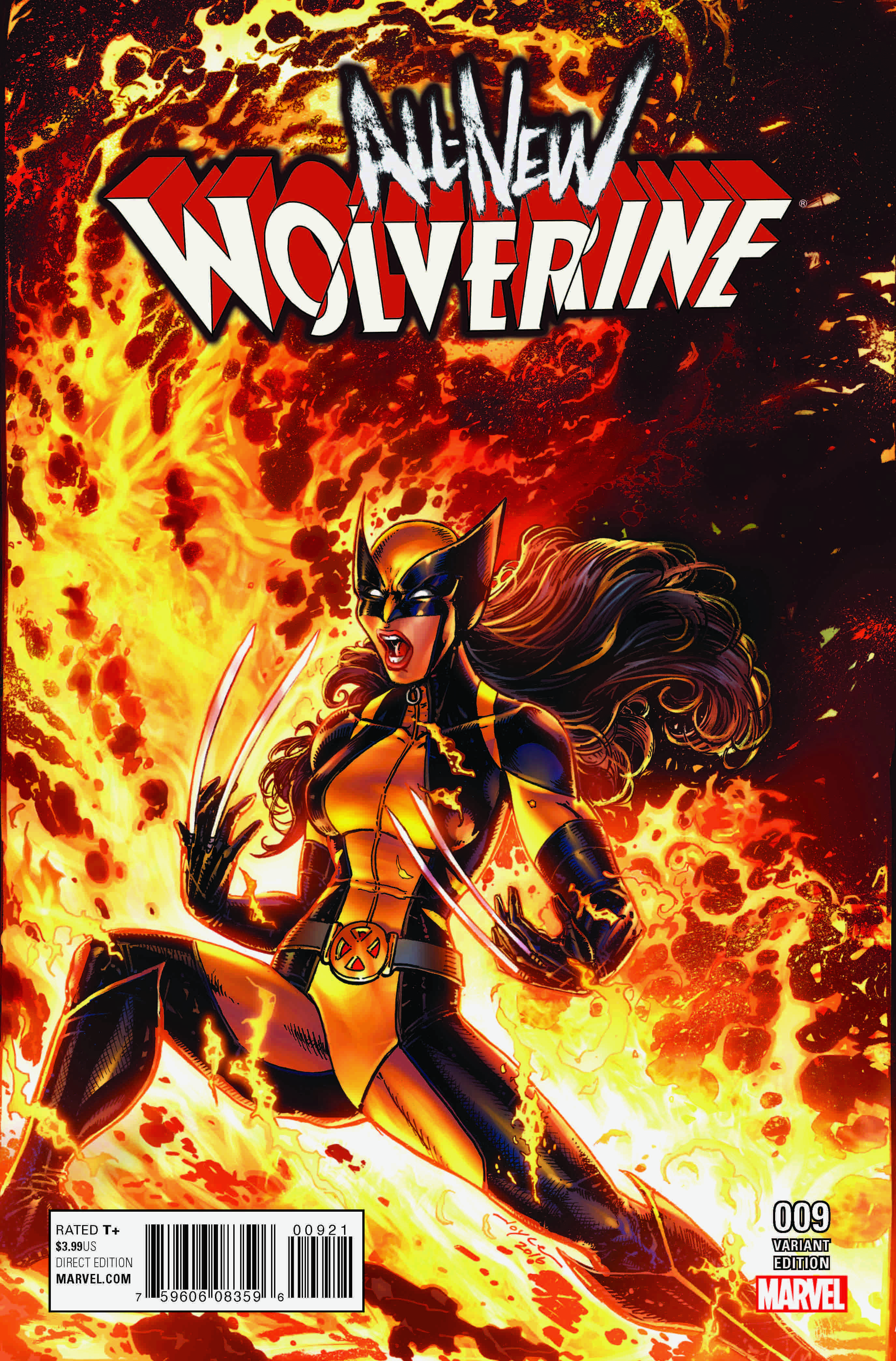 Marvel Preview: All-New Wolverine #9