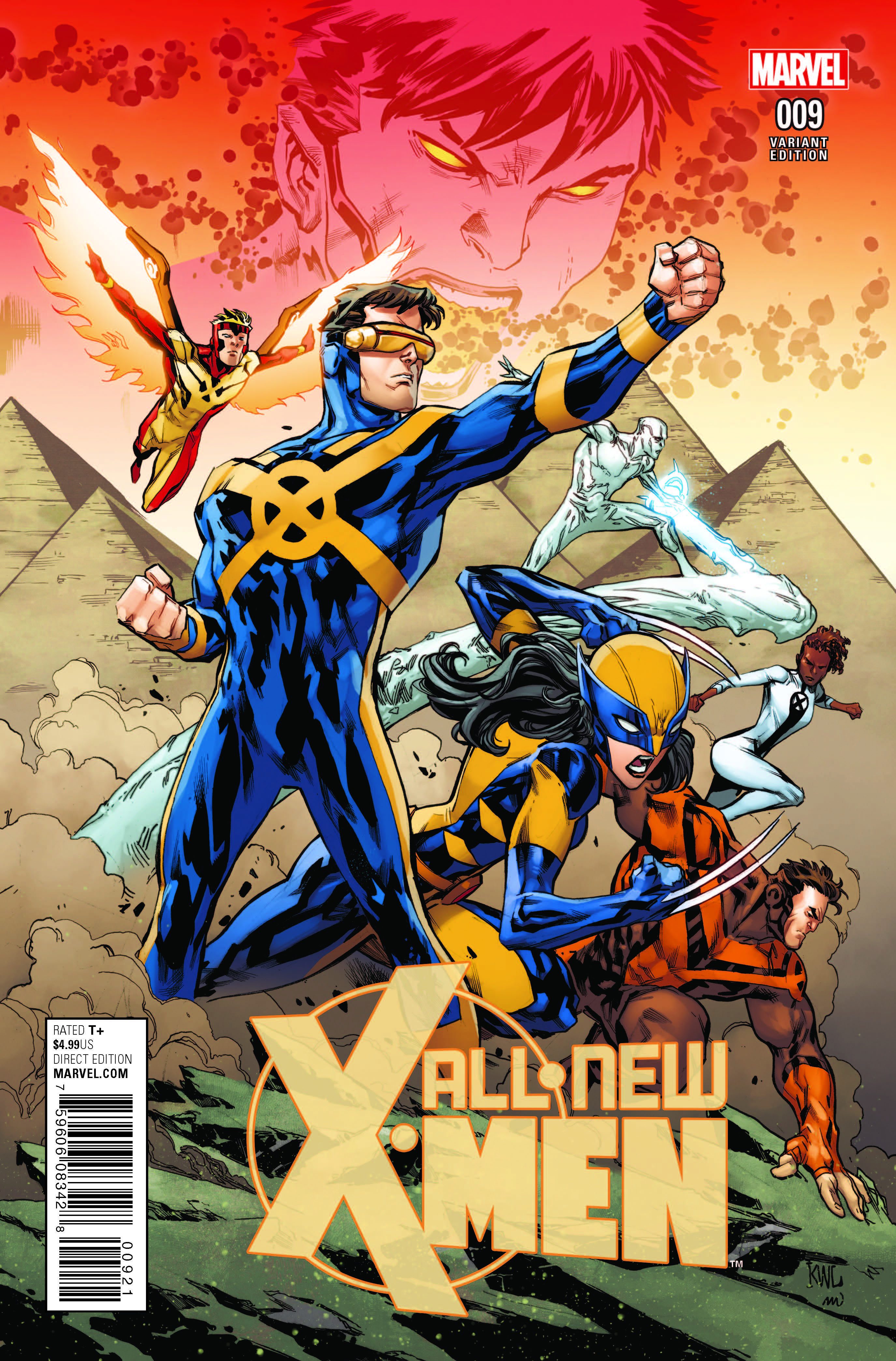 Marvel Preview: All New X-men #9