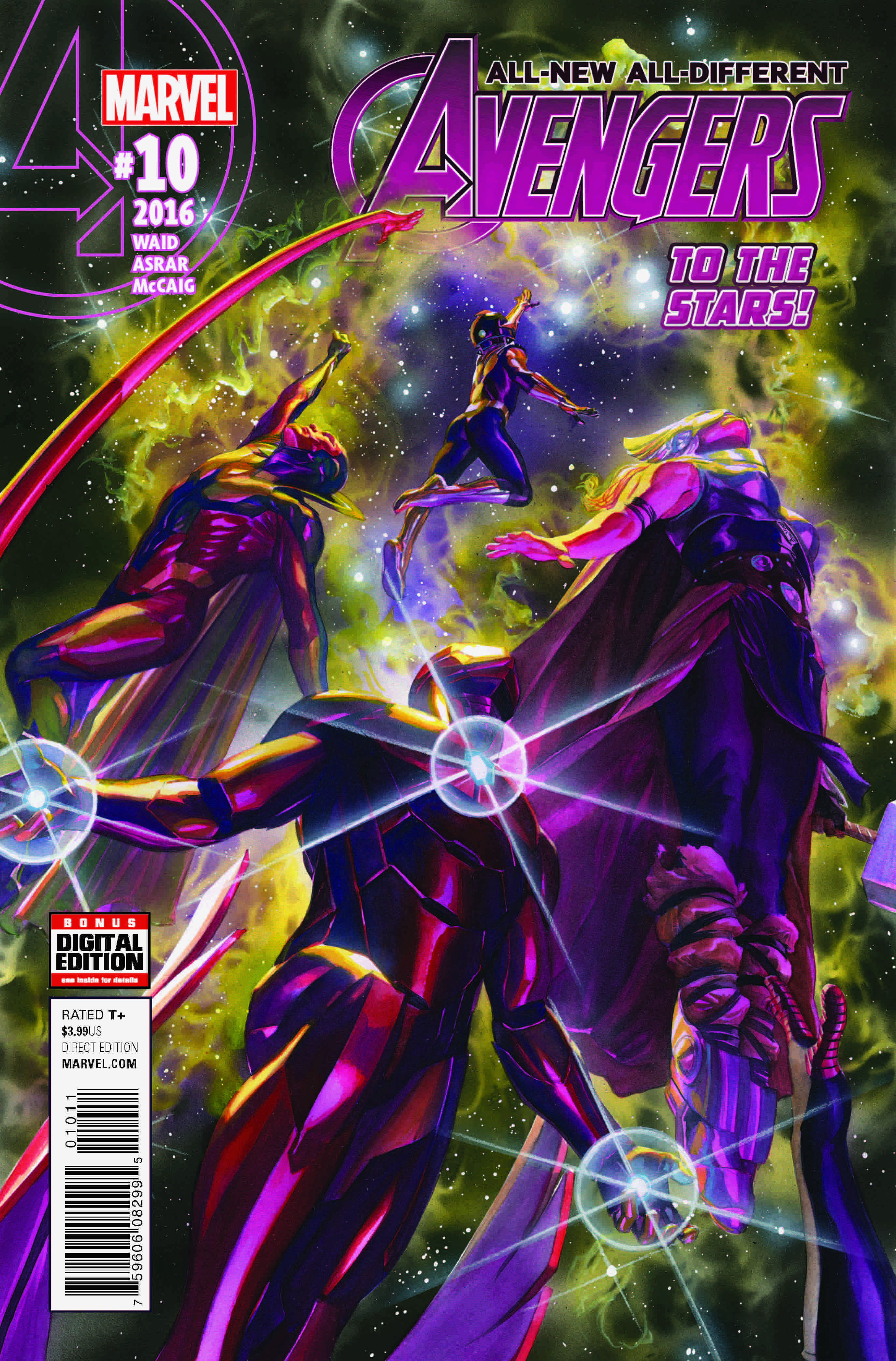 Marvel Preview: All New All Different Avengers #10