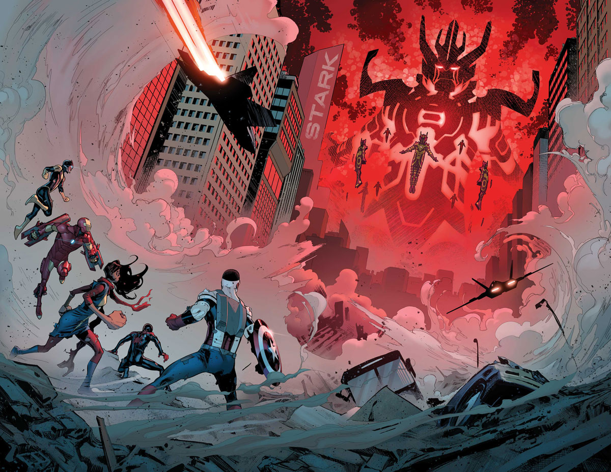 """The reason behind all the fighting might be different, but the sequel to Marvel Comics' 2006 hit """"Civil War"""" crossover, Civil War II should still bring the """"heroes fighting heroes"""" motif we comic fans can't seem to get enough of."""