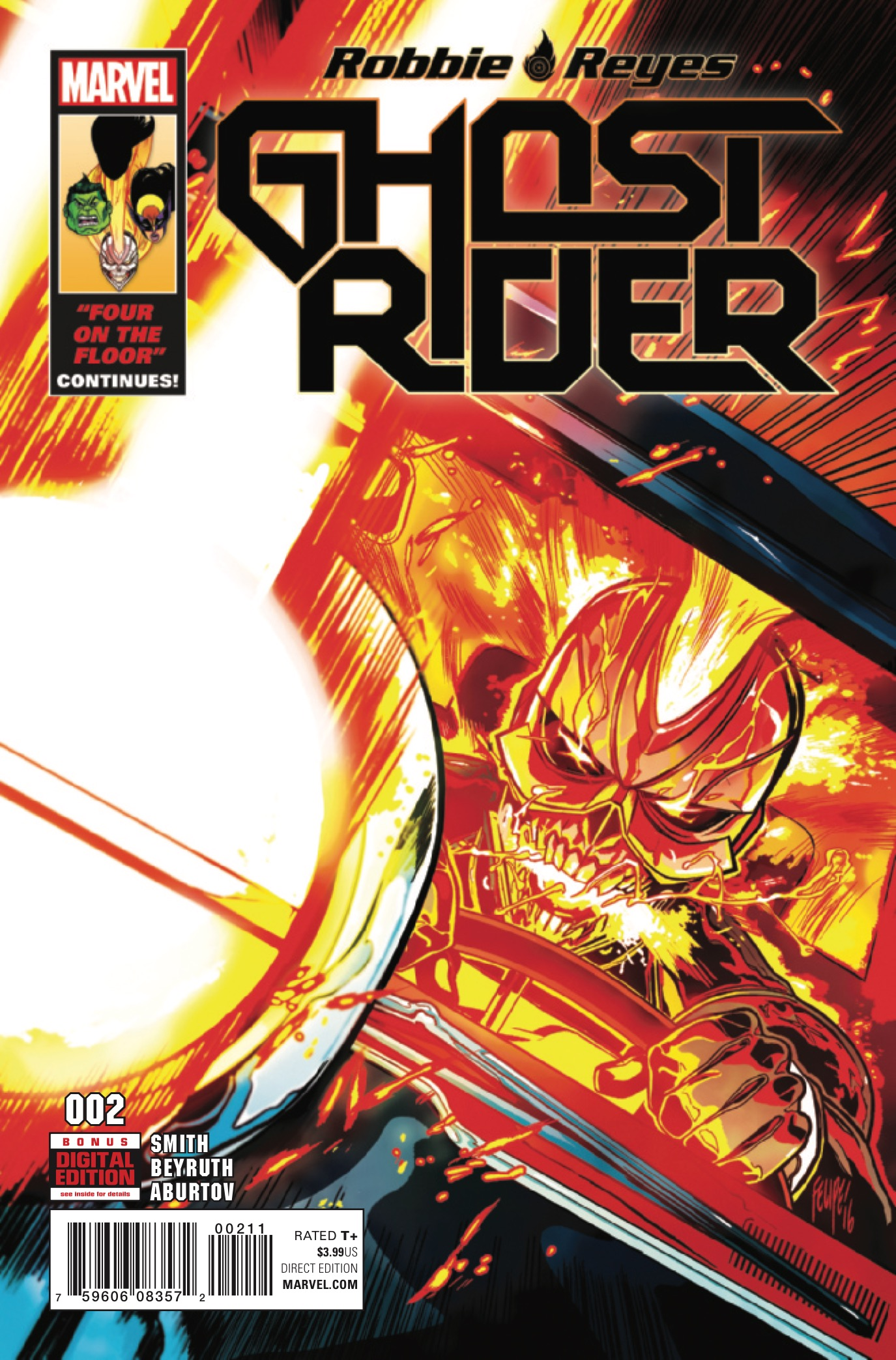 Marvel Preview: Ghost Rider #2
