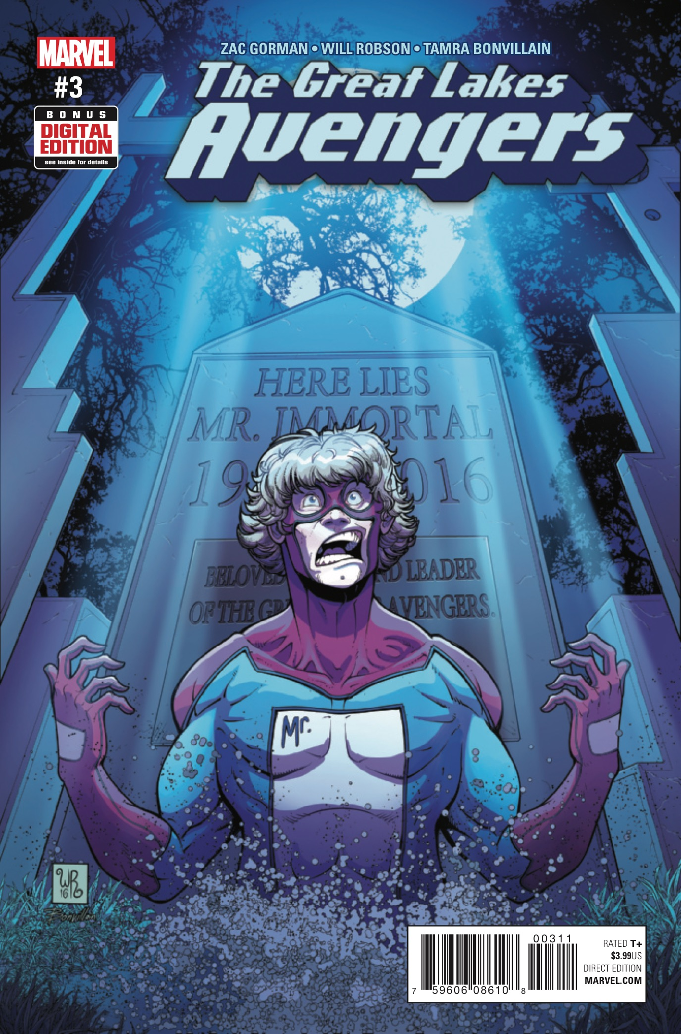 Marvel Preview: Great Lakes Avengers #3