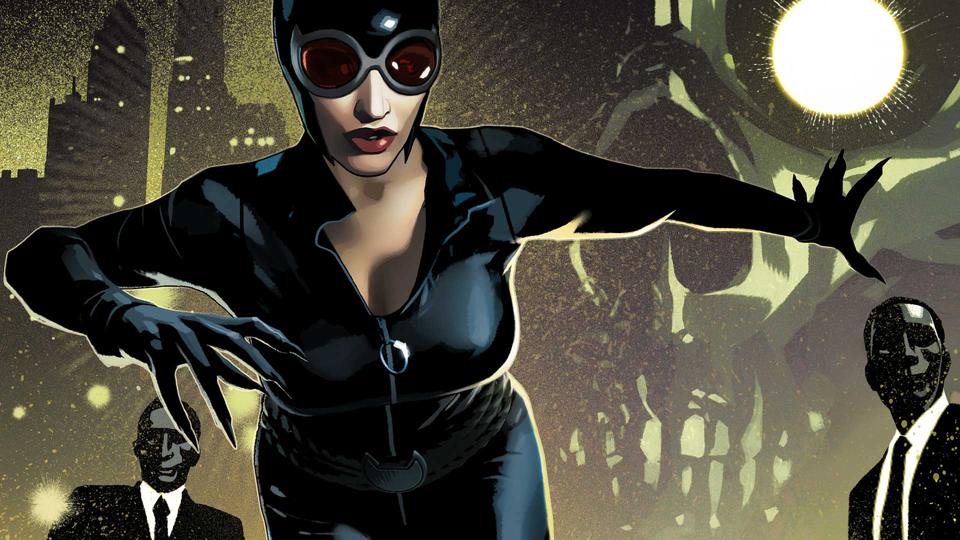Catwoman #52 Review