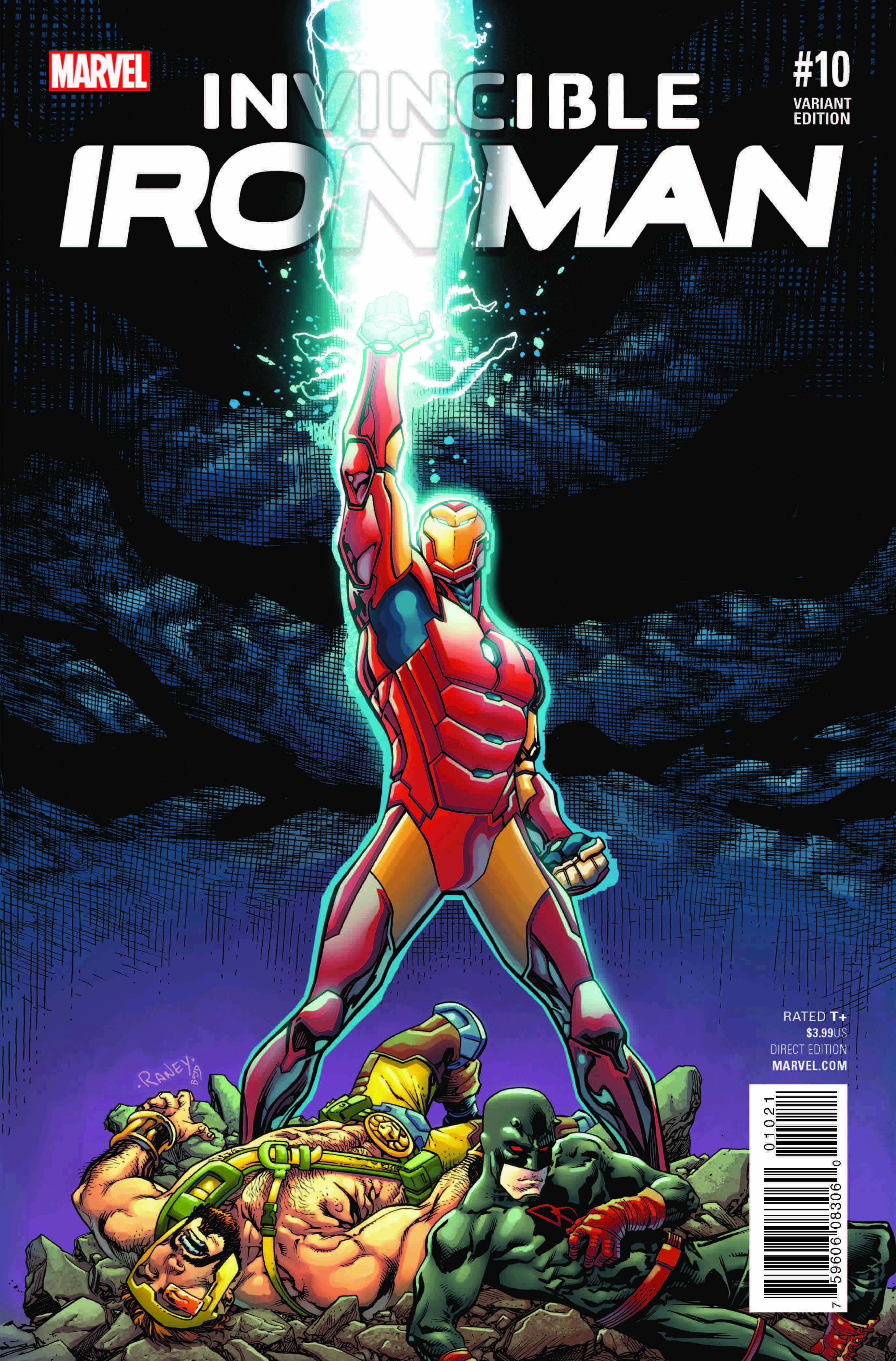 Marvel Preview: Invincible Iron Man #10