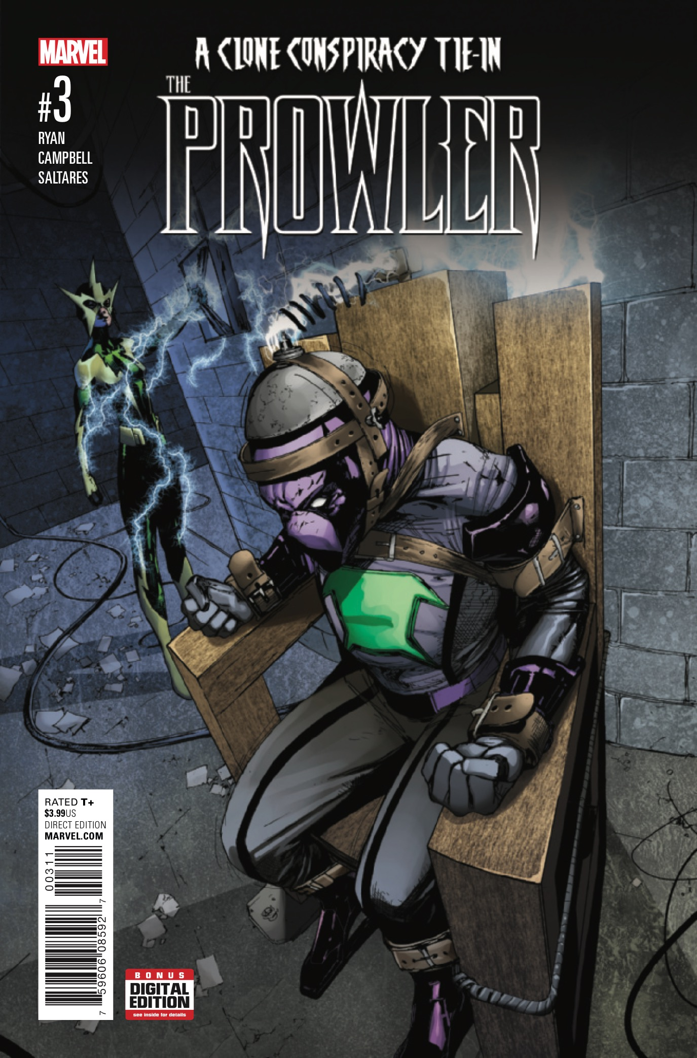 Marvel Preview: Prowler #3