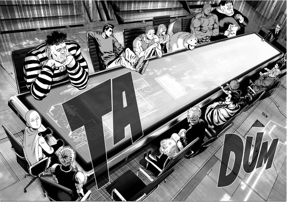 One-Punch Man Vol. 6 Review
