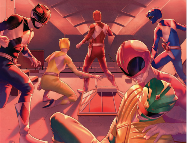 Mighty Morphin' Power Rangers #3 Review