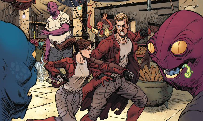 Marvel Preview: Star-Lord #7