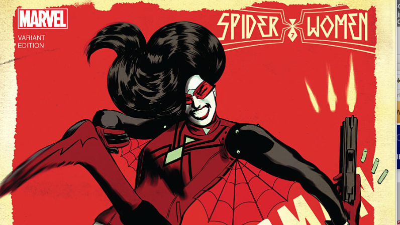 Marvel Preview: Spider-Woman #7