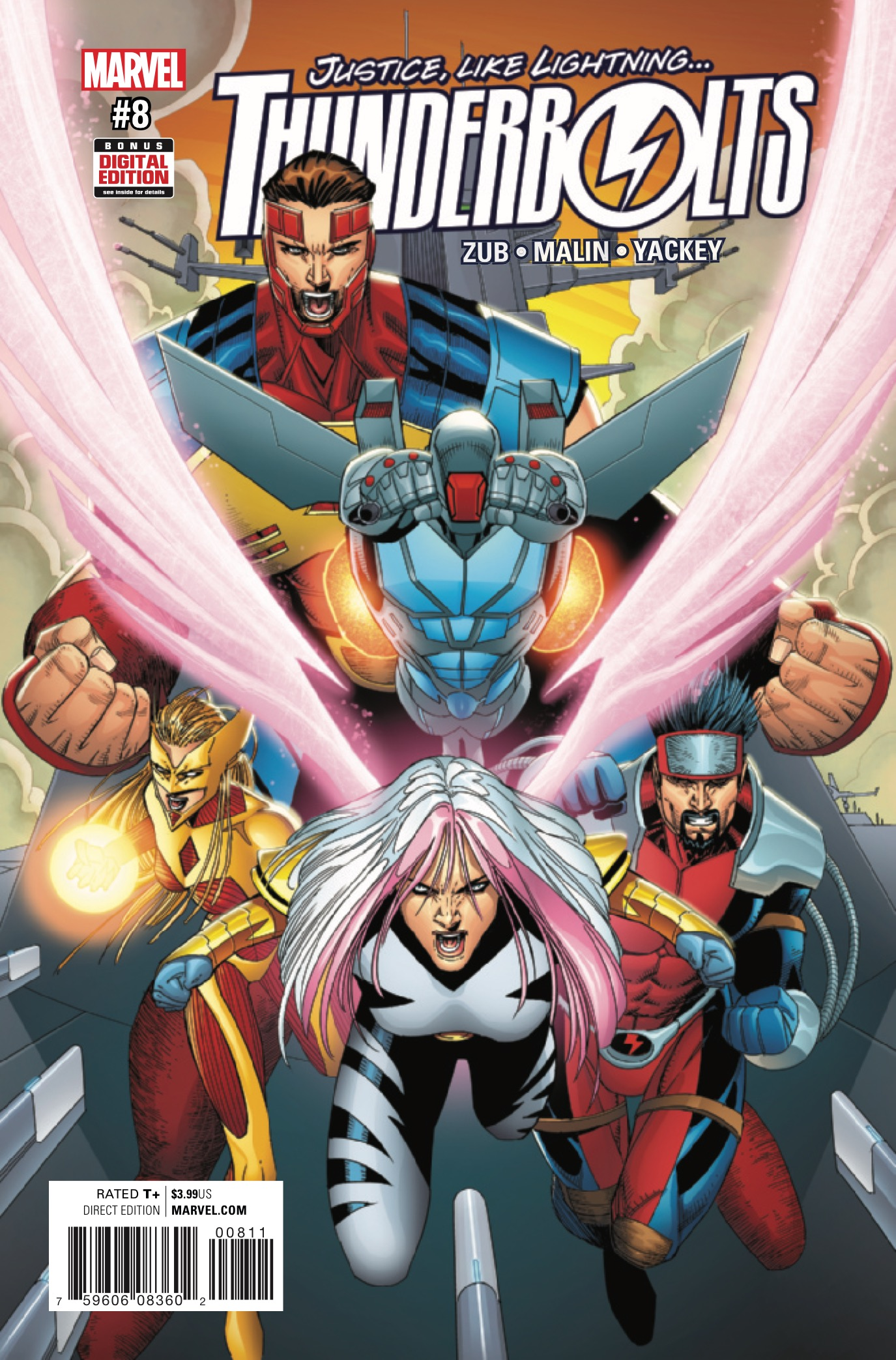 Marvel Preview: Thunderbolts #8