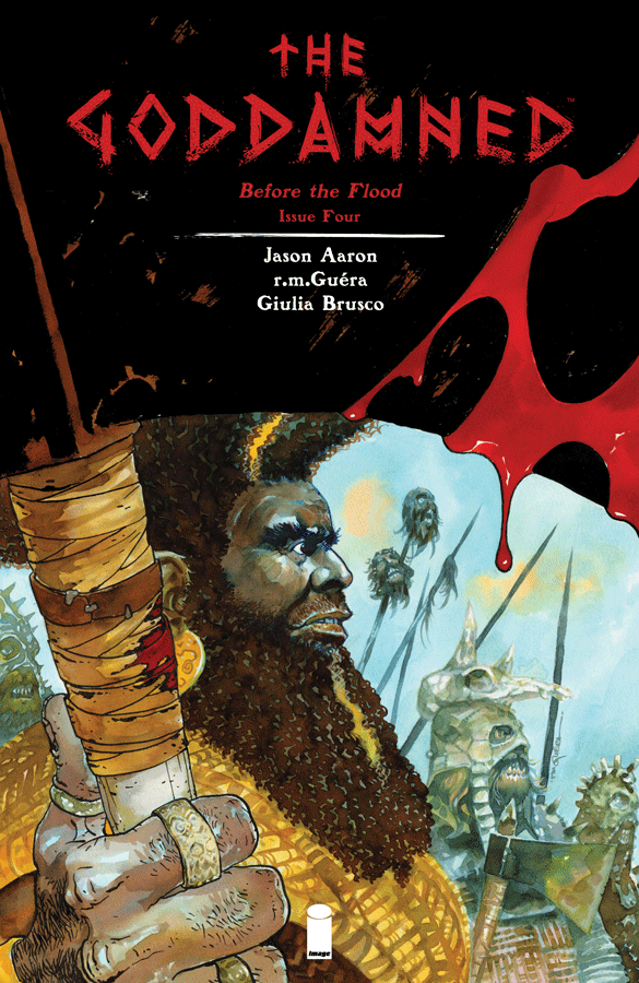 The Goddamned #4 Review