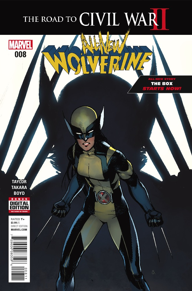 Marvel Preview: All-New Wolverine #8
