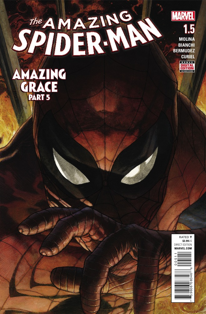 Marvel Preview: Amazing Spider-Man #1.5