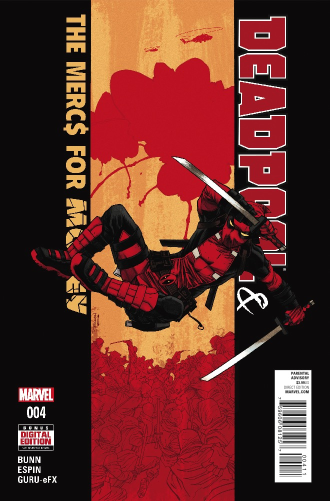 Marvel Preview: Deadpool and the Mercs for Money #4