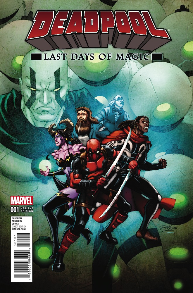 Marvel Preview: Deadpool: The Last Days of Magic #1