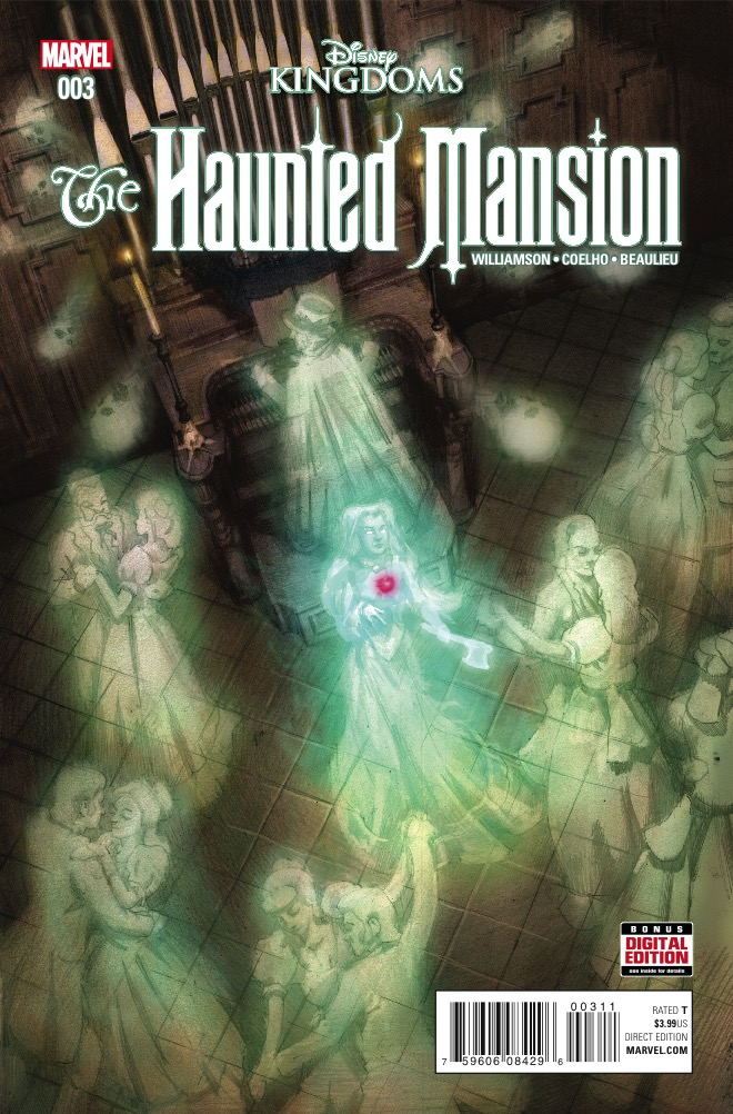 Marvel Preview: Haunted Mansion #3