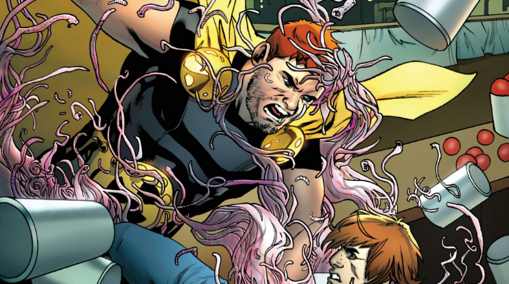 Marvel Preview: Hyperion #3