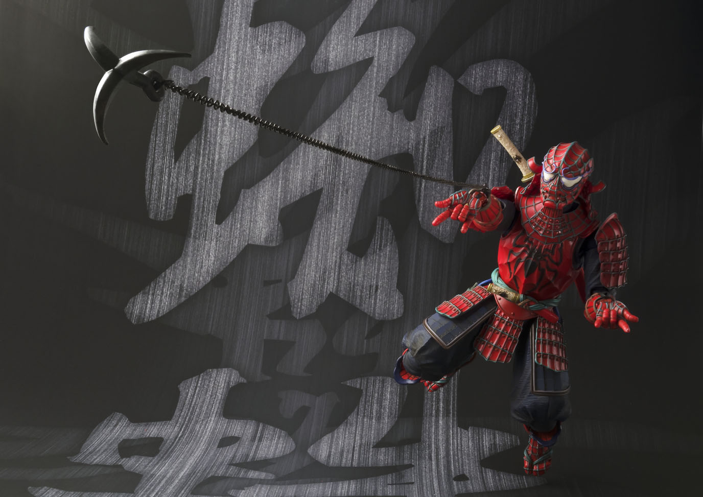 Bluefin Announces Forthcoming Release of New Spider-Man Samurai Meisho Manga Realization Figure