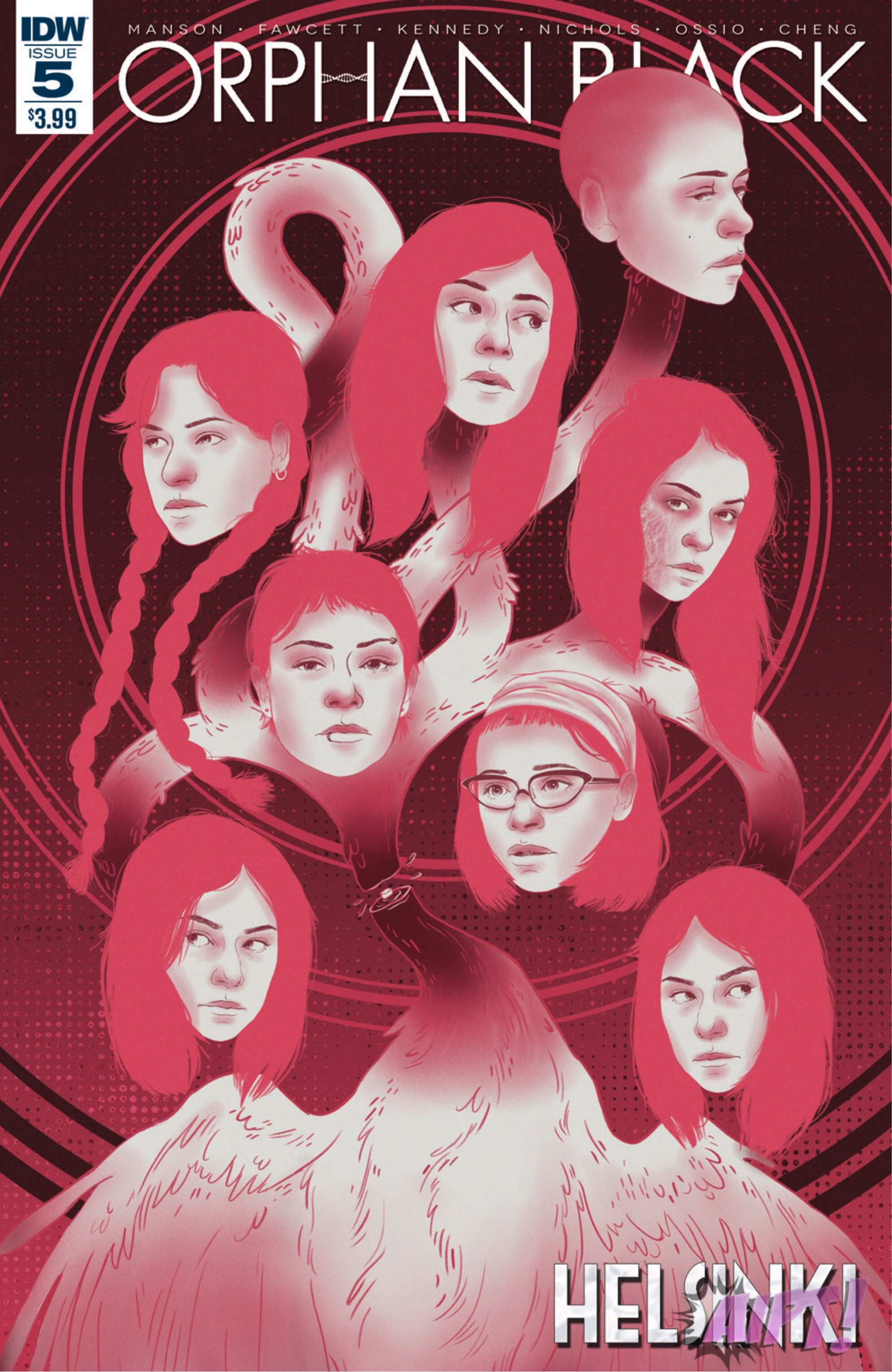 [EXCLUSIVE] IDW Preview: Orphan Black: Helsinki #5