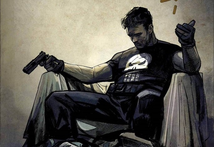 I've always been a big fan of The Punisher. The 2004 Punisher movie came out when I was in high school, and even though I might be the only one, I loved it--and that led me to get into Garth Ennis' brutal MAX series, and then of course Greg Rucka's 2011 take. Fast forward to 2016 and Frank Castle is in the spotlight once again, thanks mostly to his show-stealing role in Daredevil season 2.