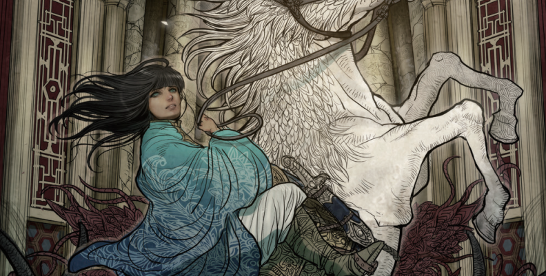 Monstress #6 Review