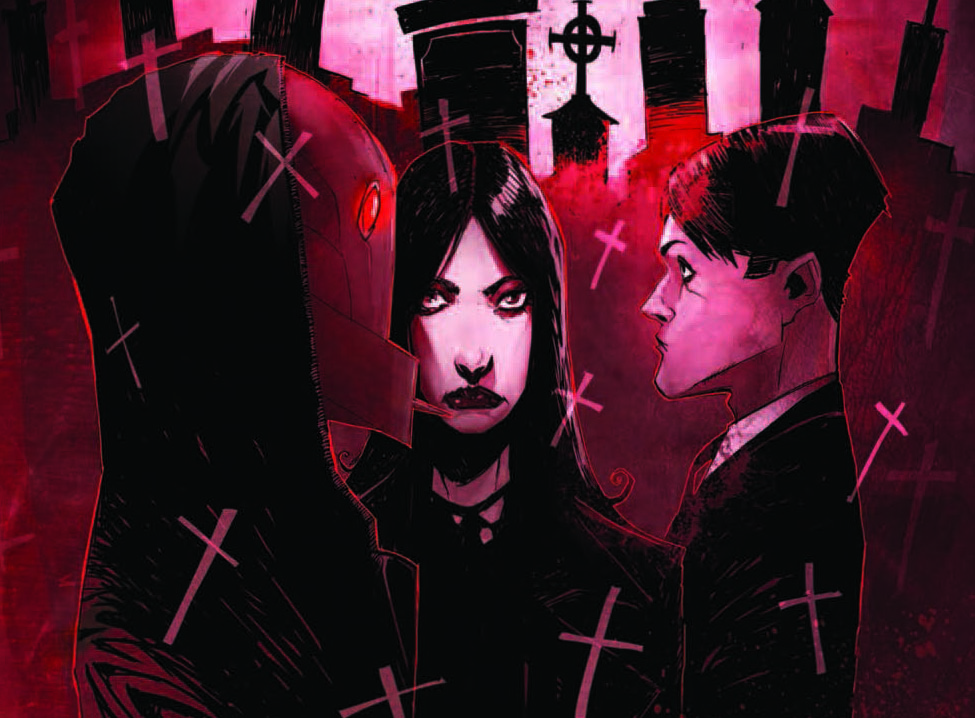 [EXCLUSIVE] IDW Preview: October Faction #16