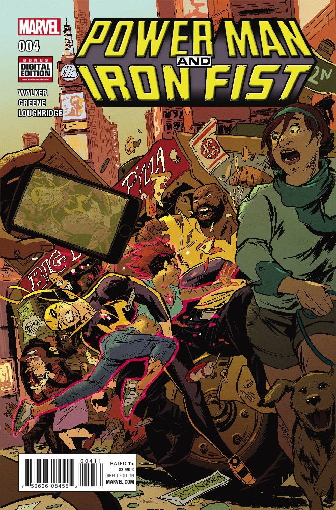 Marvel Preview: Power Man and Iron Fist #4