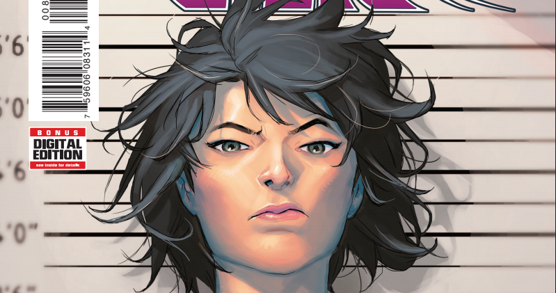 Marvel Preview: Silk #8