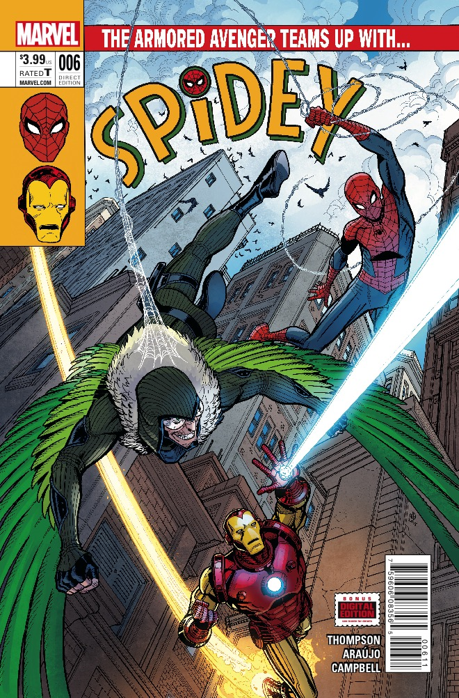 Marvel Preview: Spidey #6