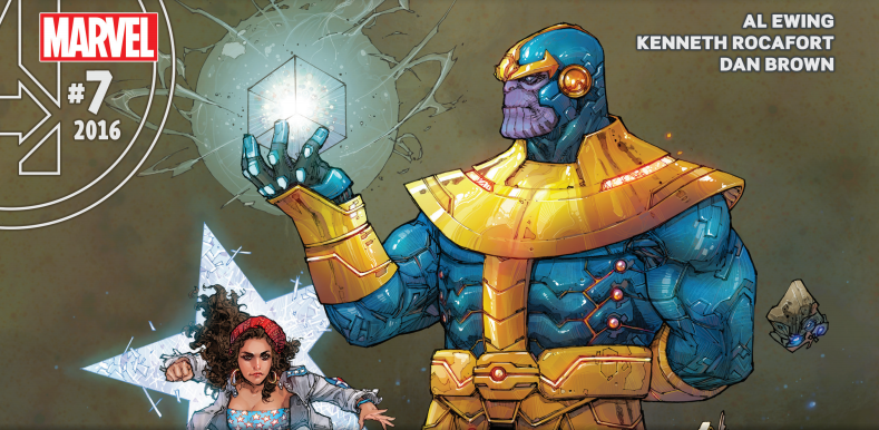 Marvel Preview:  The Ultimates #7